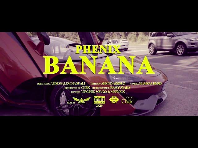 Phénix - Banana (Anibal Prod.) Clip Officiel
