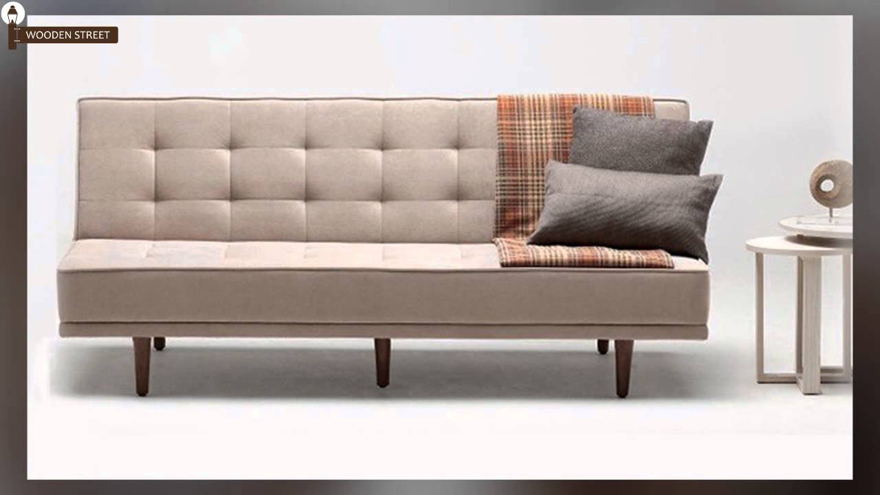 Sofa Set Online Shopping Camo Furniture Cum Bed Beds In India From Wooden Street Youtube
