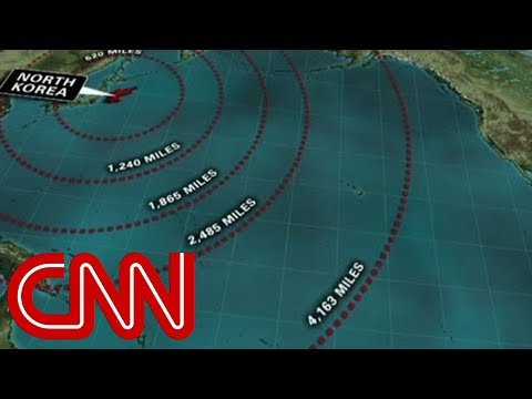 Thumbnail: How far could North Korea missile reach?