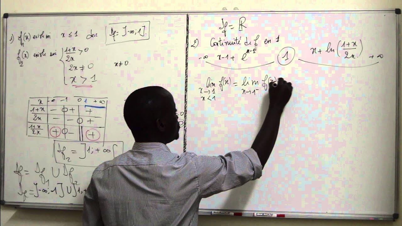 Exercices - Terminale - Série S -Mathématiques: Corrigé de ...