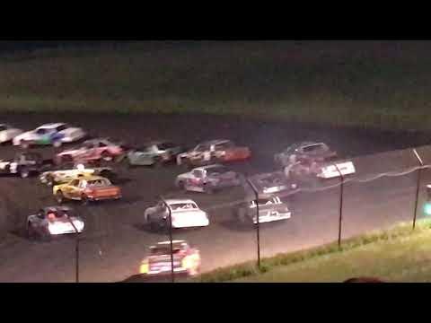 8-24-19 I-90 Speedway USRA Hobby Stock Feature