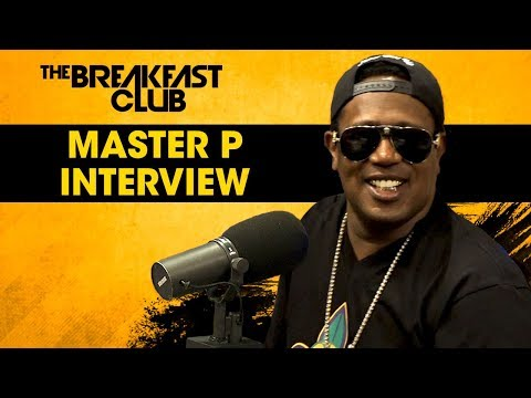 Master P Speaks On Kodak Black, His New Documentary 'I Have A Dream', His Basketball League & More