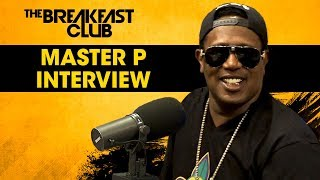 Master P Speaks On Kodak Black, His New Documentary