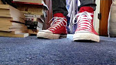 6ca1c9dfdc1d FLYKNIT CHUCK TAYLOR CONVERSE UNBOXING! - YouTube