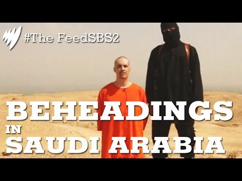 Beheadings In Saudi Arabia