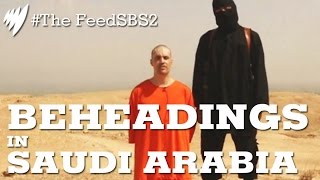 Beheadings In Saudi Arabia