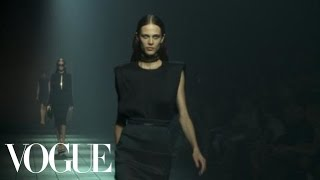 Fashion Show - Lanvin: Spring 2012 Ready-to-Wear