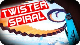 TWISTER SPIRAL É? - GTA 5 ONLINE