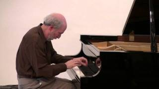 J.S. Bach, Partita in B-flat Major, BWV 825, Gigue