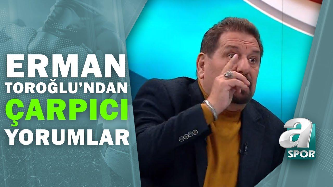 Erman Toroğlu bu konuşmasından sonra: Rıdvan Dilmen istifa etti