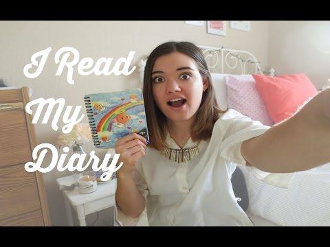 Diary Secrets Revealed!