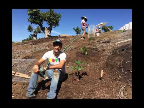 Jason Mraz: Urban Farming Adventures