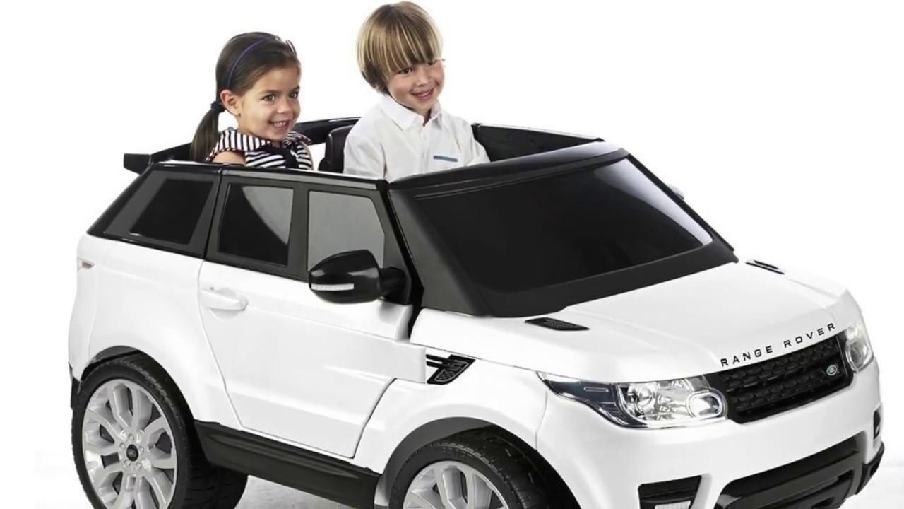 Kids 12v Feber 2 Seat Range Rover Ride On Jeep