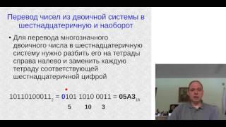 Вебинар ОФМШ. Информатика
