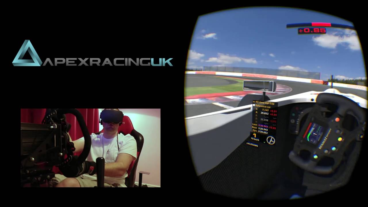 Oculus Rift CV1 and iRacing! VR is Ready!!!