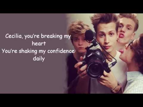 Oh Cecilia - The Vamps (feat Shawn Mendes) - lyrics
