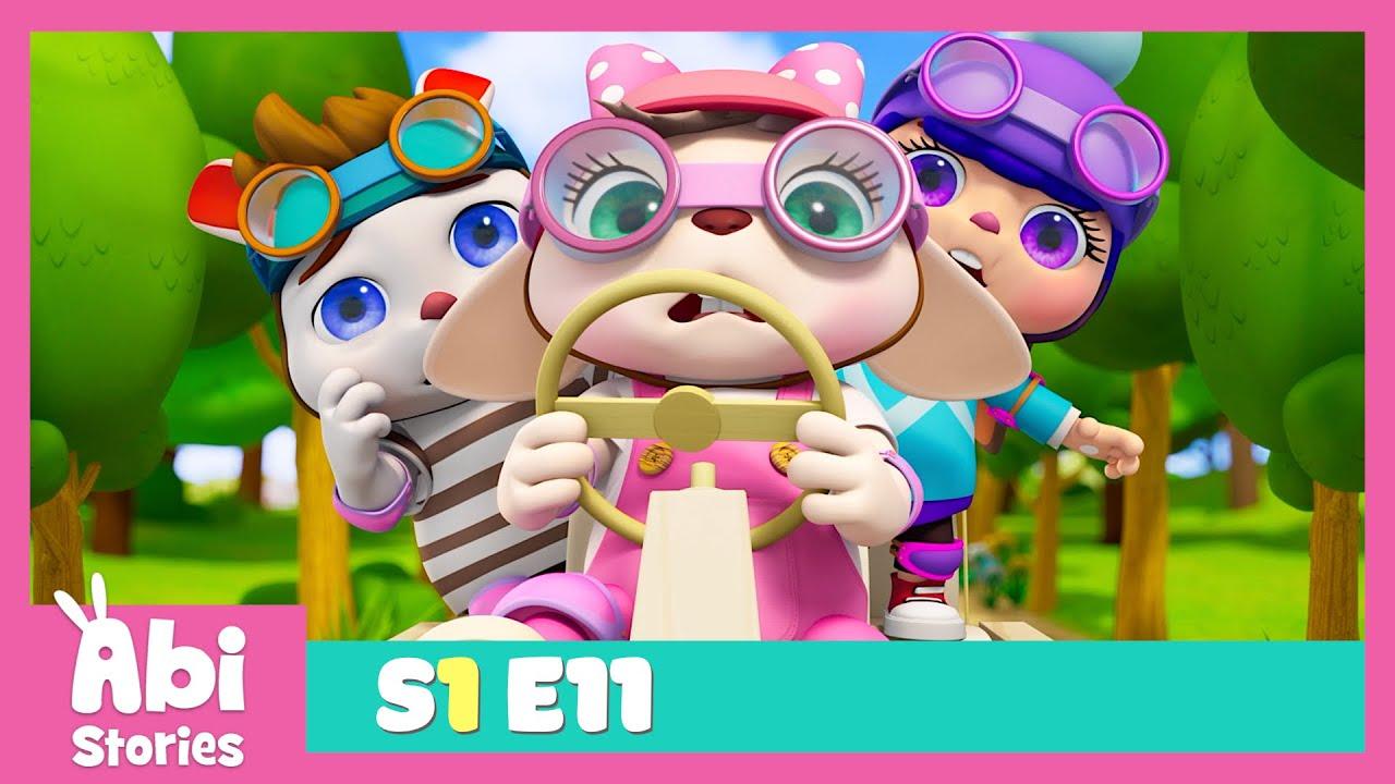 Download Go Kart - Abi Stories Episode 11   Eli Kids Educational Cartoon