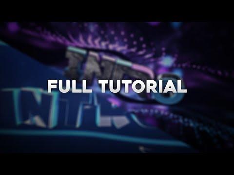 Full Multistyle C4D AE Intro Tutorial