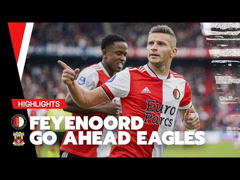 Feyenoord G.A. Eagles Goals And Highlights