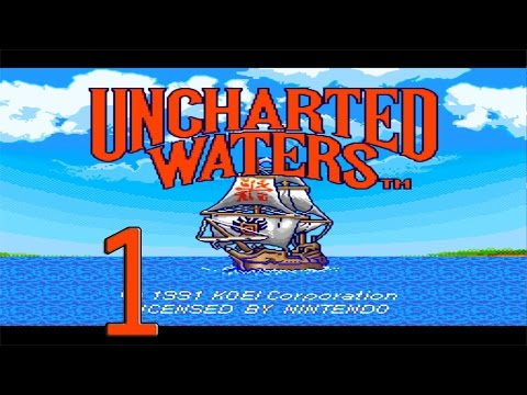 1. Let's Play Uncharted Waters - The B Pit