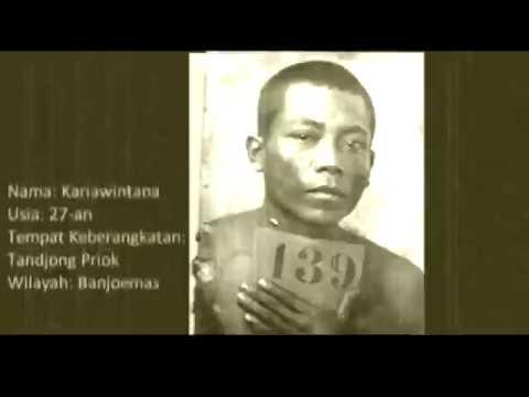 Sejarah Singkat Jawa-Suriname dan Foto foto pekerja dari Jawa
