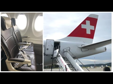 Trip Report: SWISS Airbus A220 Economy From Krakow to Zurich