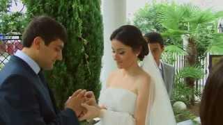 Свадьба в Абхазии Джон и Ирма