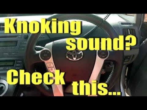 Steering knocking - Auris Club - Toyota Owners Club - Toyota