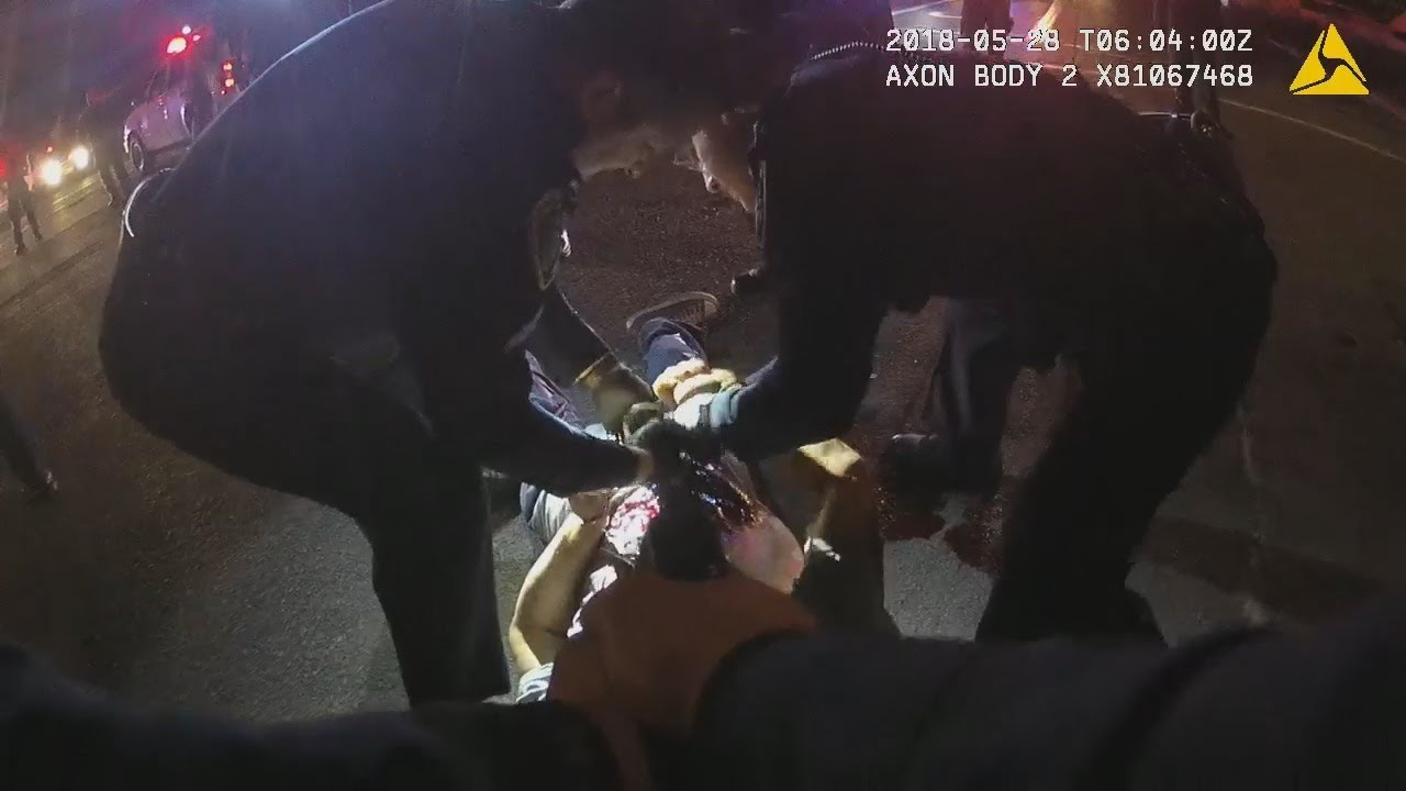 [GRAPHIC] SDPD Body Camera Footage of the Fatal Shooting of Raul Rivera |  SB 1421 Files