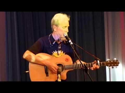 """Geoff Lewis sings """"Rag and Bone Man"""""""