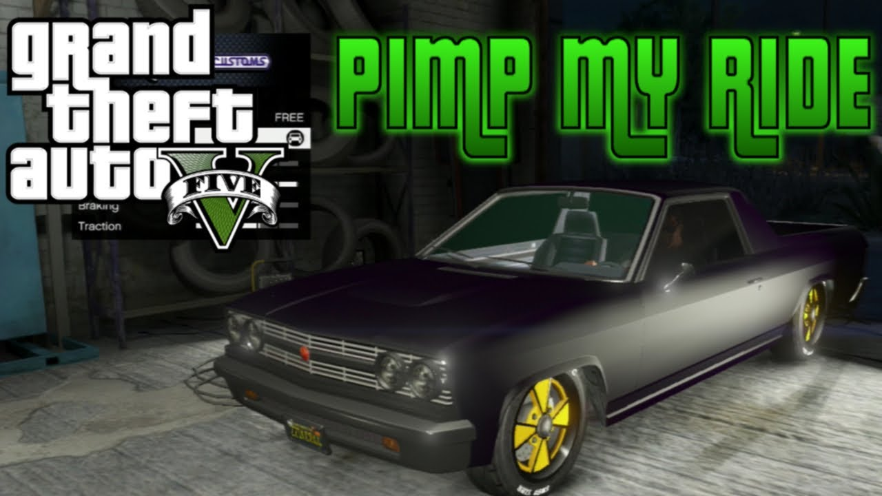 pimp my ride cars