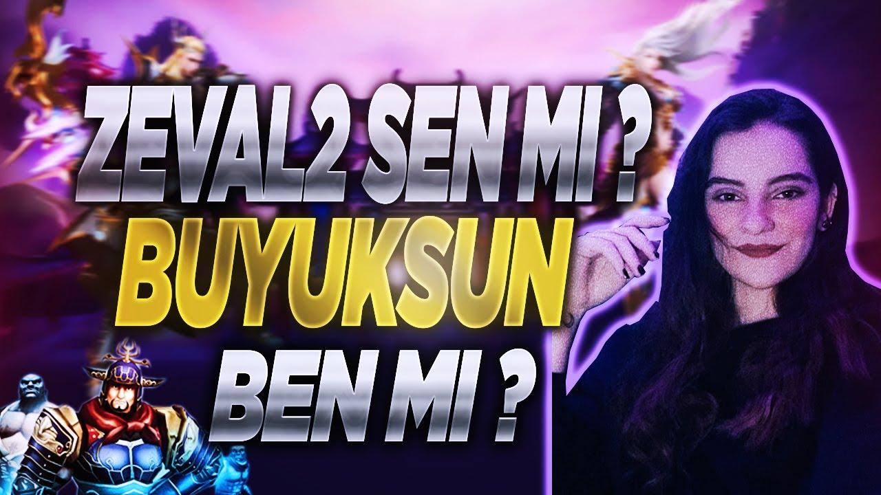 EEEEY ZEVAL SEN MI BUYUKSUN BEN MI !! [1] #Metin2Pvp #Metin2