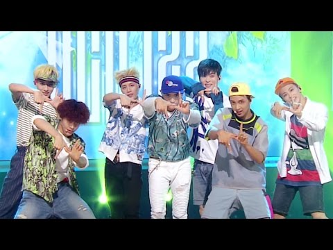 《Debut Stage》 NCT 127 - Once Again (여름방학) @인기가요 Inkigayo 20160710