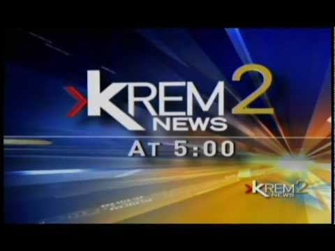 KREM 2 News Open, Talent Open, and Belo Station ID