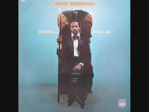 Eddie Kendricks (Usa, 1972)  - People Hold On (Full Album)