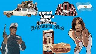 Eh Sejota! - Gta Sa Argentina Mod! - Netbook Del Gobierno!