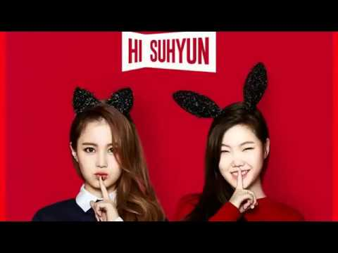 [AUDIO] HI SUHYUN - DEBUT SINGLE '나는 달라' (I'M DIFFERENT) FEAT. BOBBY IKON