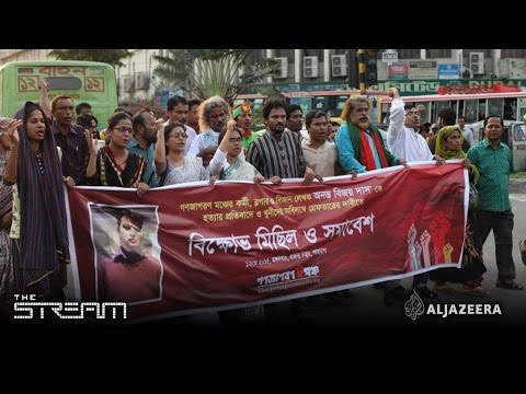 The Stream - The dangers of blogging in Bangladesh