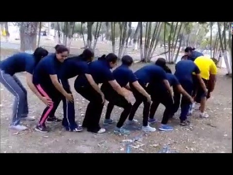 Juegos Recreativos Grupo C 2016 Youtube