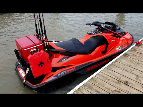 Texas Jet Ski Fishing