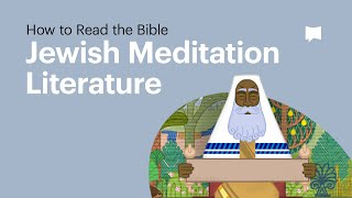 Ancient Jewish Meditation Literature