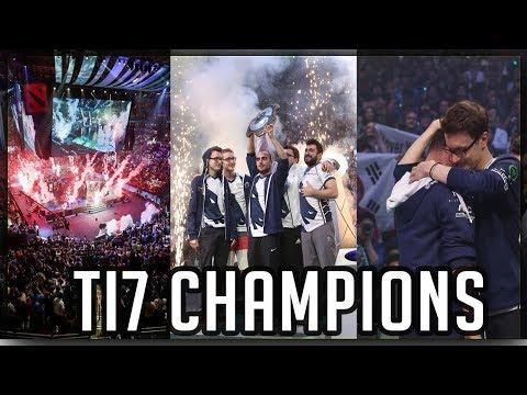 GRAND FINAL Liquid vs NewBee Highlights New CHAMPION The International 7 Dota 2 #ti7 #dota2