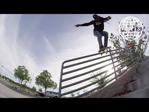 Come Up Tour 2018 Finalist, Cordano Russell
