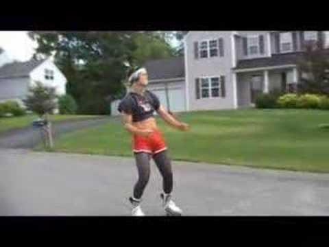 Rollerblading Gay 60