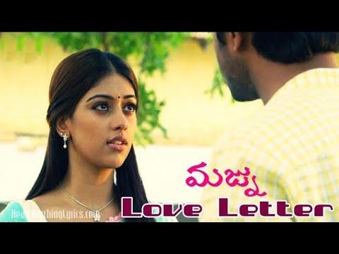 Majnu movie love letter by...