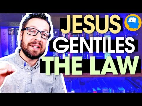 The Law of Moses, the Gentiles and Jesus: Hebrew Roots part 2