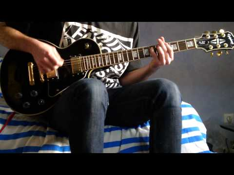 Indochine - Electrastar (Guitar Cover)