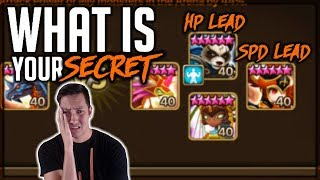 TOP ARENA DEFENSES IN SUMMONERS WAR AND WHY THEY WORK PT. 26