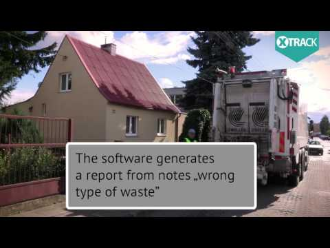 XTrack Waste Managment Solutions