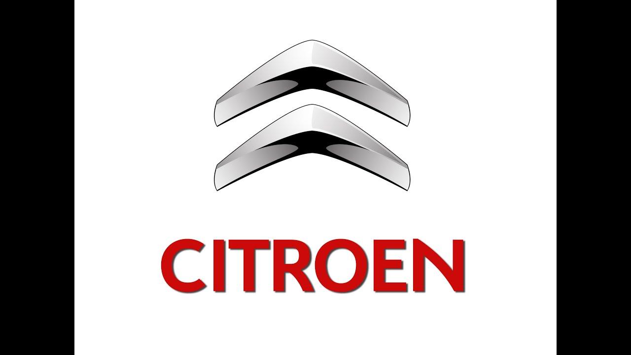 Citroen logo tutorial - YouTube
